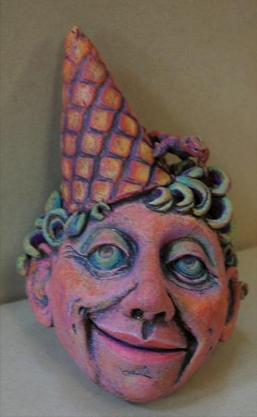 Elizabeth's Birthday Head