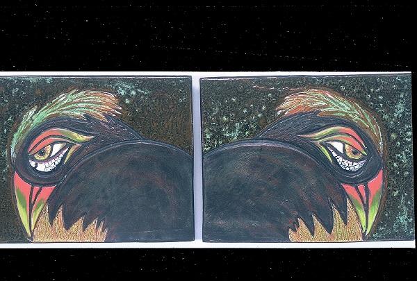 Bird Tile Set